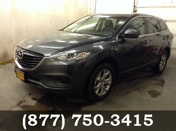 2015 Mazda CX-9 Meteor Gray Mica LOW PRICE....WOW!!!!