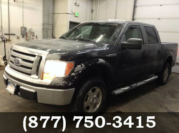 2010 Ford F-150 BLACK Sweet deal!!!!
