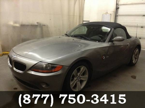 2004 BMW Z4 STERLING GRAY METALLIC GR Great Price**WHAT A DEAL*
