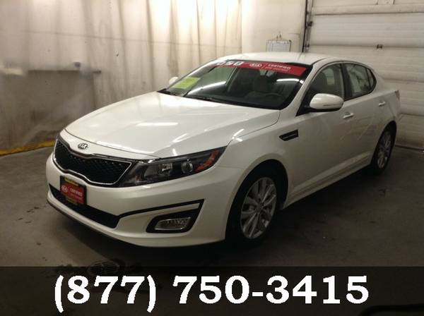 2015 Kia Optima WHITE For Sale *GREAT PRICE!*