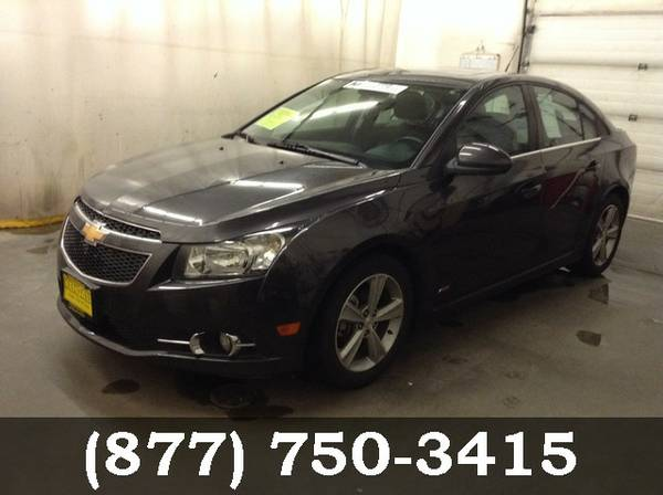 2014 Chevrolet Cruze DK GRAY Amazing Value!!!