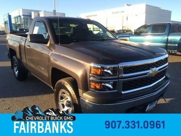 2014 Chevrolet Silverado 1500 WORK TRUCK (You Save $1,330 Below KBB...