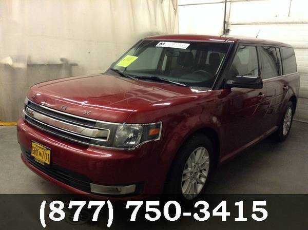 2014 Ford Flex RUBY RED LOW PRICE....WOW!!!!