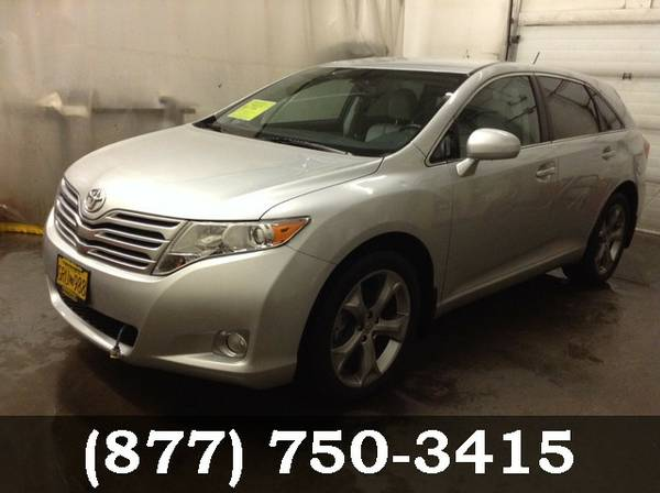 2011 Toyota Venza CLASIC SILV MET Priced to SELL!!!