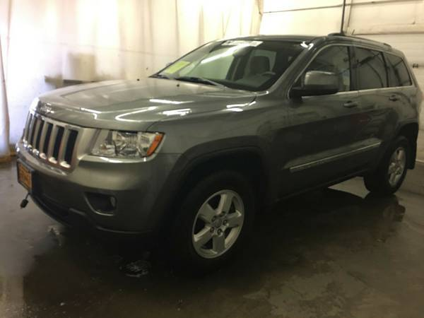2012 Jeep Grand Cherokee Mineral Gray Metallic ***BEST DEAL ONLINE***