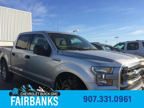 2015 Ford F-150 (You Save $2,304 Below KBB Retail)