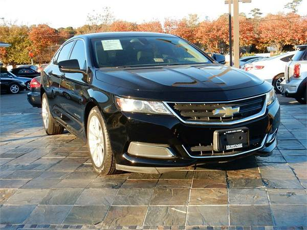 &#9733:2014 CHEVROLET IMPALA LS__ ZERO DOWN ACTIVE DUTY MILITARY*