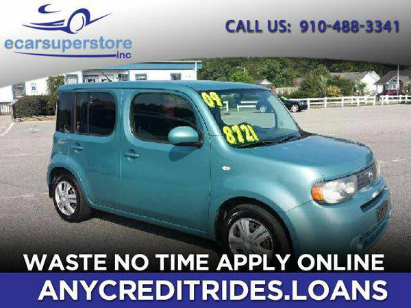 2009 *Nissan* *Cube* 1.8 Base You're Approved or Car is *Free*