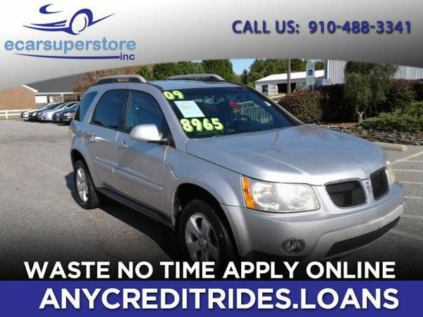 2009 *Pontiac* *Torrent* FWD You're Approved or Car is *Free*