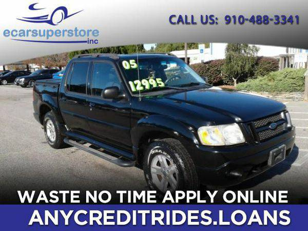 2005 *Ford* *Explorer* *Sport* *Trac* Adrenalin 4WD You're Approve