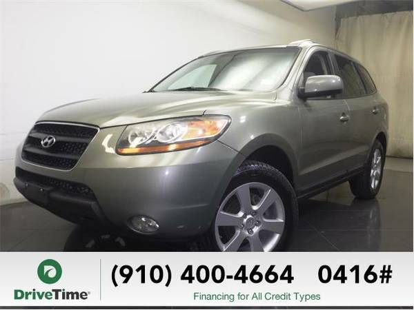 2009 Hyundai Santa Fe SE (Platinum Sage) - Beautiful & Clean Title