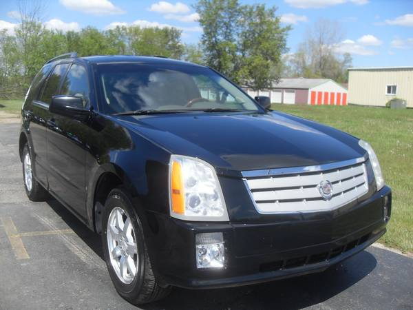 2006 CADILLAC SRX - LOADED - WARRANTY-