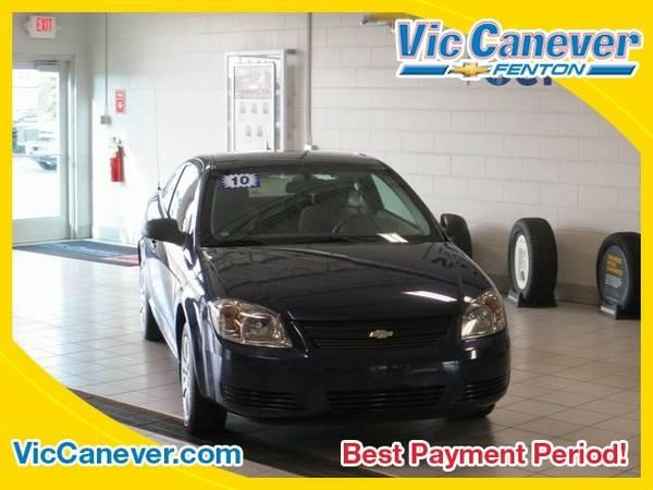 2010 Chevrolet Cobalt Base Coupe Cobalt Chevrolet