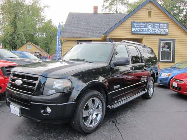 2007 FORD EXPEDITION~ $879 DOWN!!