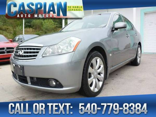 2006 Infiniti M35 Base AWD 4dr Sedan Sedan