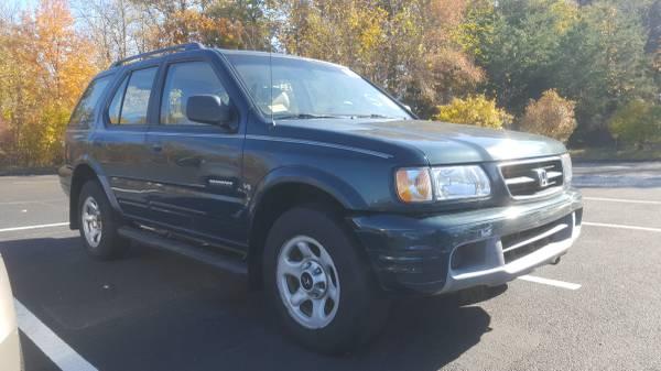 2002 Honda Passport 4x4 V6 170K * Trade for car trailer *