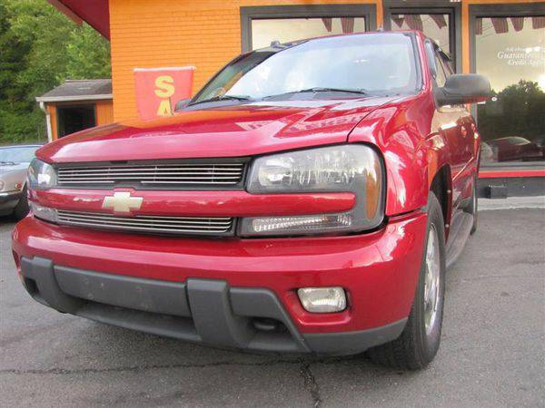 2005 *CHEVROLET* *TRAILBLAZER* LT - DRIVE HOME TODAY!