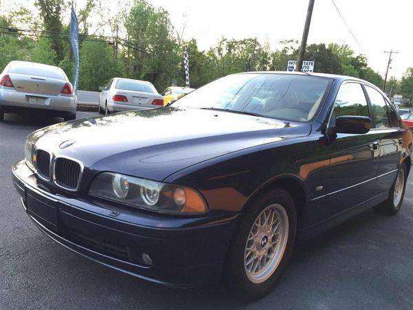 2001 *BMW* *5* *SERIES* 525iA - DRIVE HOME TODAY!