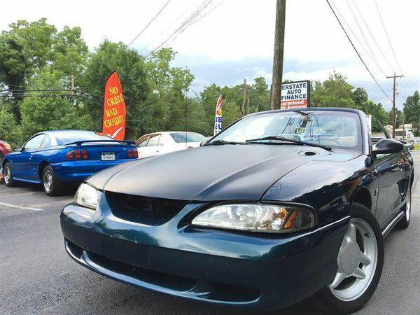 1995 *FORD* *MUSTANG* GT - DRIVE HOME TODAY!