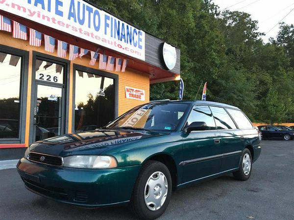 1996 *SUBARU* *LEGACY* *WAGON* Brighton - DRIVE HOME TODAY!