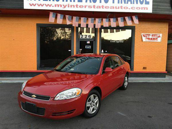 2007 *CHEVROLET* *IMPALA* LS - DRIVE HOME TODAY!