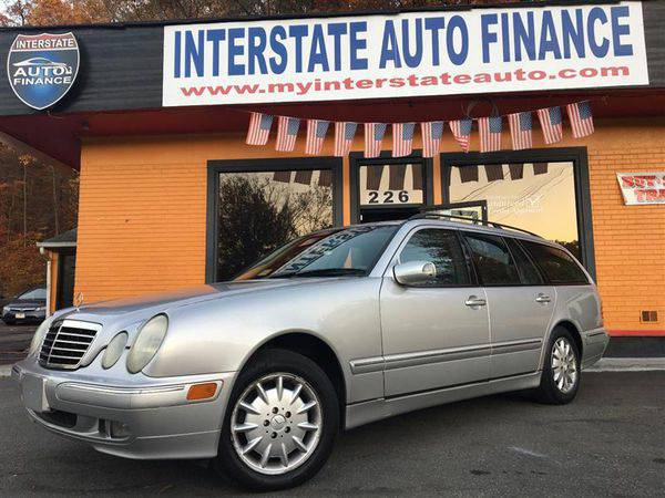 2000 *MERCEDES-BENZ* *E-CLASS* AWD - DRIVE HOME TODAY!