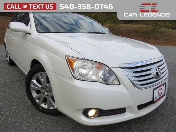 2008 Toyota Avalon SEDAN 4-DR Sedan Avalon Toyota