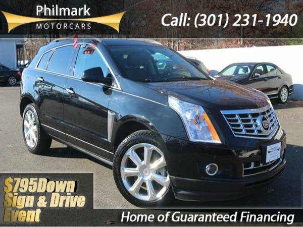 2014 Cadillac SRX AWD 4dr Performance Collection SUV