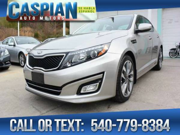2014 Kia Optima SX 4dr Sedan Sedan
