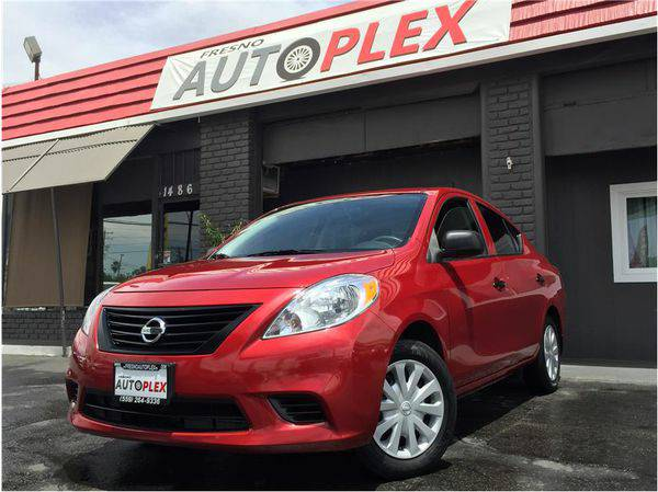 2014 *Nissan* *Versa* Call or Text for Financing