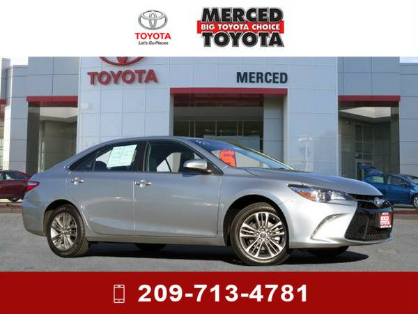 *2015* *Toyota Camry* *Celestial Silver*