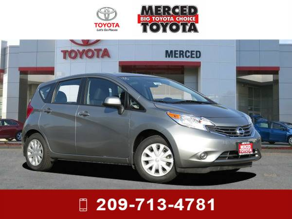 *2014* *Nissan Versa Note* *Magnetic Gray*
