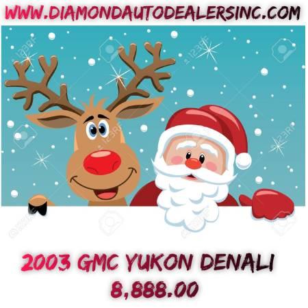 2003 GMC Yukon Denali*Diamond Auto Dealers, Inc*