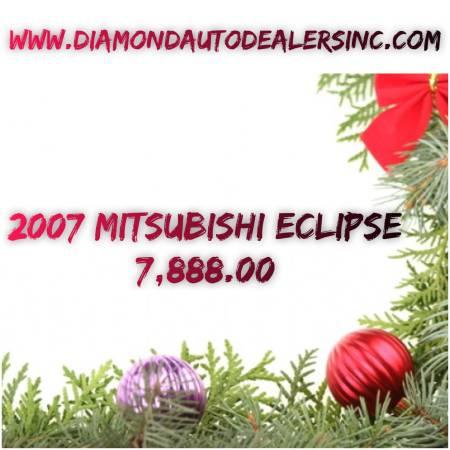 2007 Mitsubishi Eclipse *Diamond Auto Dealers, Inc*