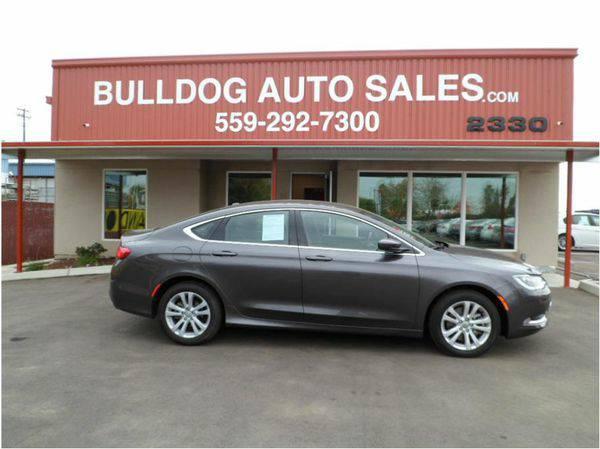 2015 *Chrysler* *200* **End of Summer Sale**