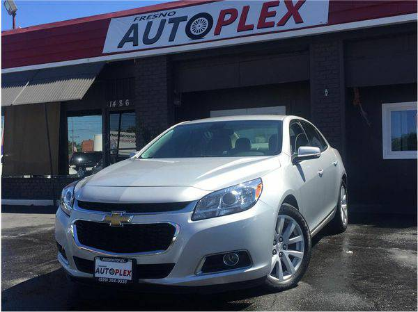 2014 *Chevrolet* *Malibu* Call or Text for Financing