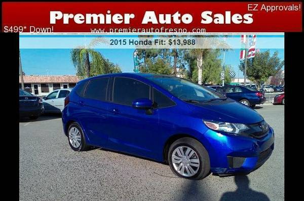 2015 Honda Fit LX, Low Miles, Like-New, On Sale, Call Now! Must See!
