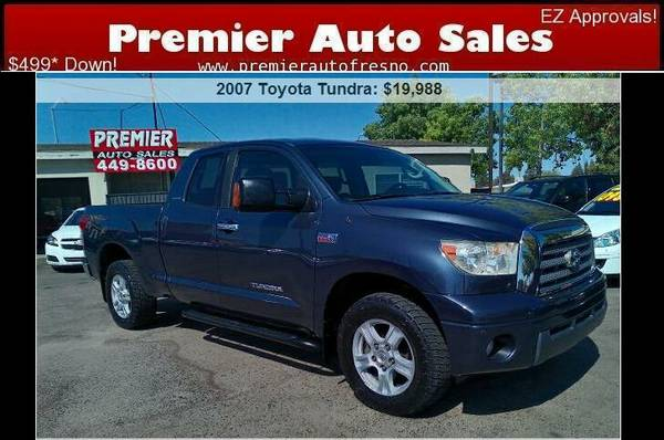 2007 Toyota Tundra Limited, All Power,Very Clean, Runs Strong, Call!