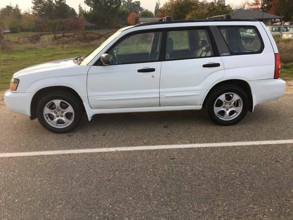 2003 *Subaru* *Forester* XS 🚀 EZ FINANCING
