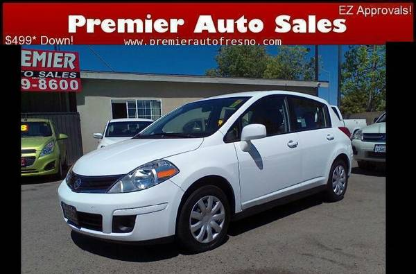 2012 Nissan Versa 1.8S,Clean Title, Gas Saver, Low Down, $159* Monthly