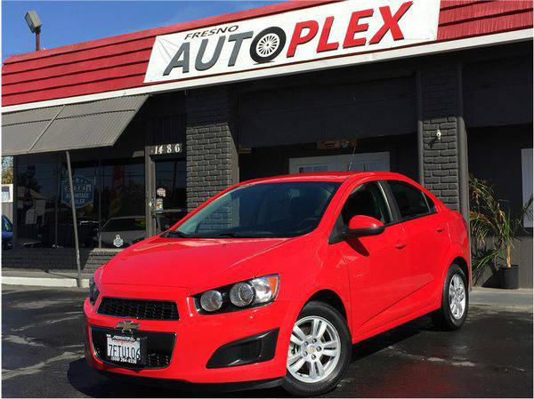 2014 *Chevrolet* *Sonic* Call or Text for Financing