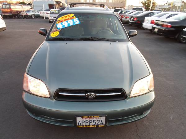 ***2001 Subaru Legacy L,AWD,Automatic,4Cyl,108K Miles,Clean Title***