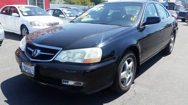 **2003 Acura 3.2 TL,V6,Automatic,Fully Loaded,63K Miles,Clean Title**