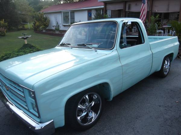*SALE OR TRADE*one of a kind show quality 81 c10