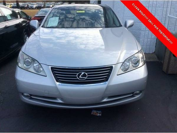 2007 *Lexus ES* 350 (Tungsten Metallic)