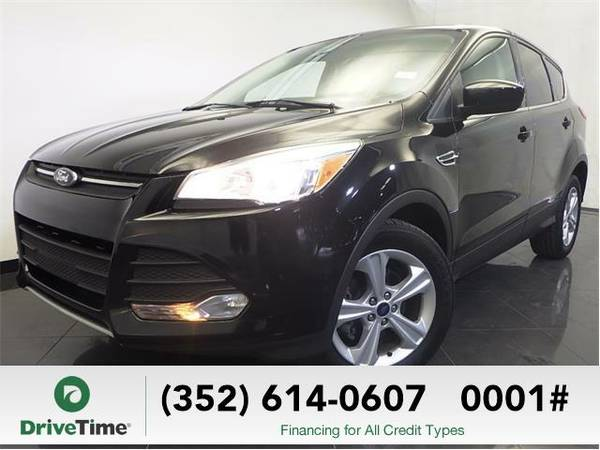 2014 Ford Escape SE (BLACK) - Beautiful & Clean Title