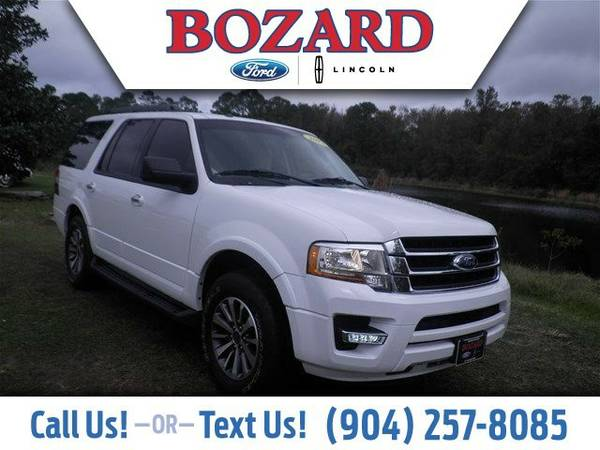 2015 Ford Expedition XLT SUV Expedition Ford
