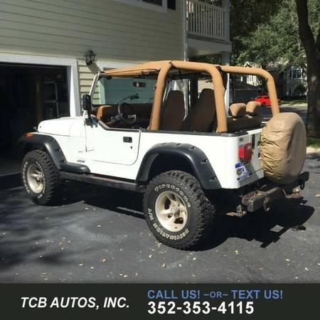 1995 Jeep Wrangler Base