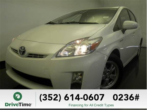 2011 Toyota Prius II (Blizzard Pearl) - Beautiful & Clean Title