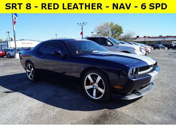 2014 *Dodge Challenger* SRT8 - Blue